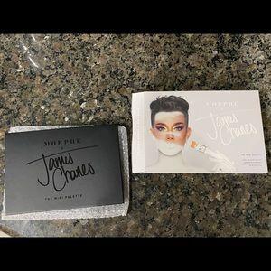 James Charles mini palette